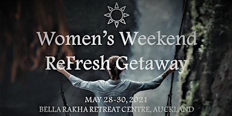 Women's Weekend ReFresh Getaway tickets