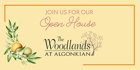 The Woodlands Spring Open House tickets