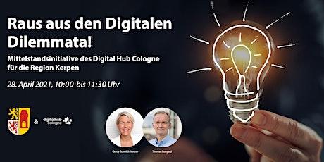 Mittelstandsinitiative des Digital Hub Cologne für die Region Kerpen Tickets