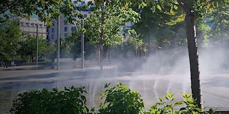 VISION : Quelles solutions pour lutter contre les ilots de chaleur urbain ? billets