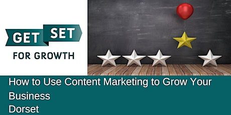 How to Use Content Marketing to Grow Your Business tickets