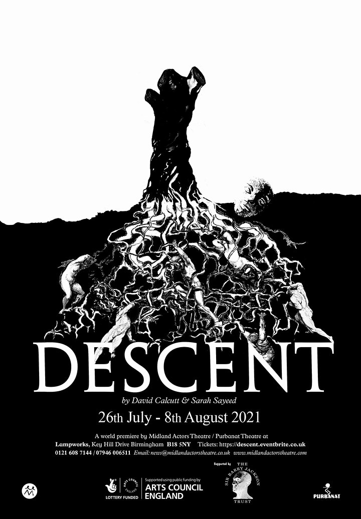 DESCENT by David Calcutt and Sarah Sayeed image