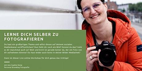 Tagesworkshop: Selbstportrait, Selfie oder was? Tickets
