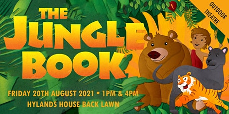 Outdoor Theatre: The Jungle Book tickets