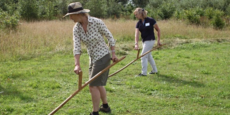 Scything and Meadow Management Workshop tickets