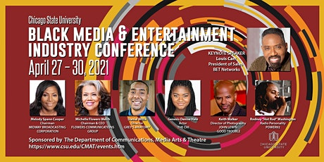 Black Media & Entertainment Industry Conference tickets