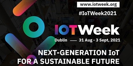 IoTWeek2021 tickets