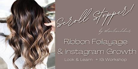 Scroll Stopper! Worthington, Ohio. Look & Learn + Instagram Workshop tickets