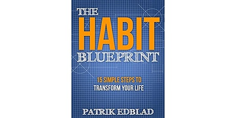 Copy of Book Review & Discussion : The Habit Blueprint tickets