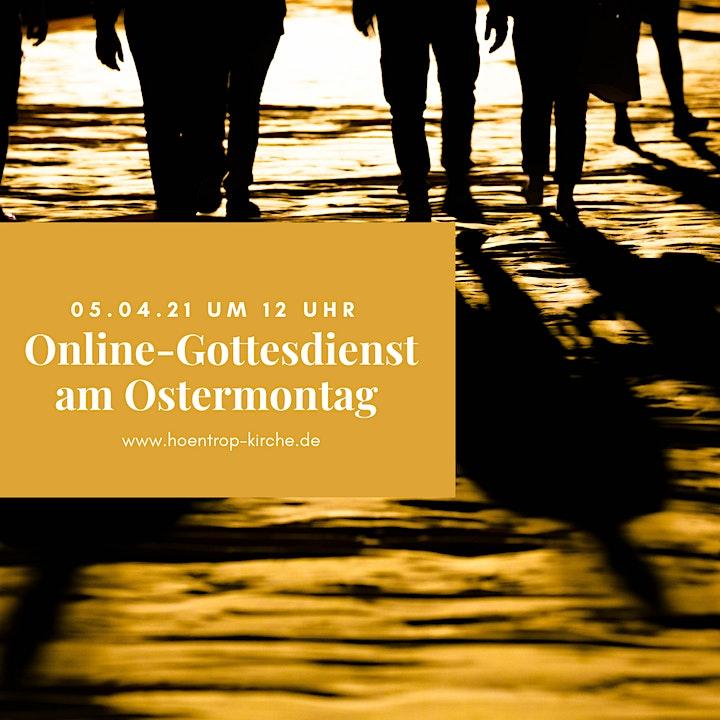 Online-Gottesdienst am Ostermontag: Aufstehen – Weitergehen: Bild