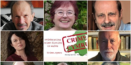 Gŵyl Crime Cymru Festival Digidol Event No. 3 - Crime writers to publishers tickets