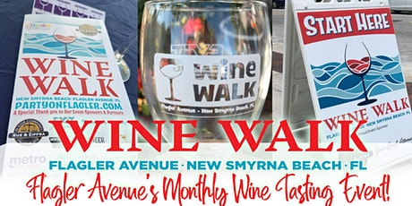 Flagler Avenue Wine Walk - April 2021 tickets
