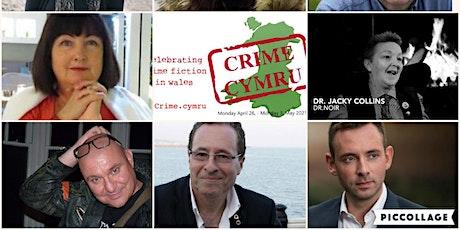 Gŵyl Crime Cymru Festival Digidol Event No. 13 - International flavour tickets
