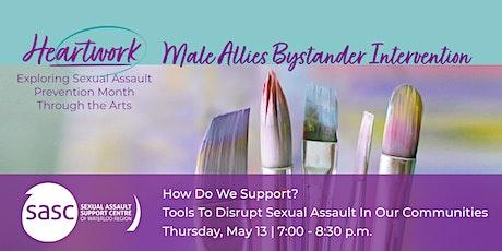 Male Allies Bystander Intervention tickets