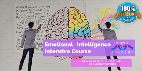 Emotional Intelligence Intensive Course tickets