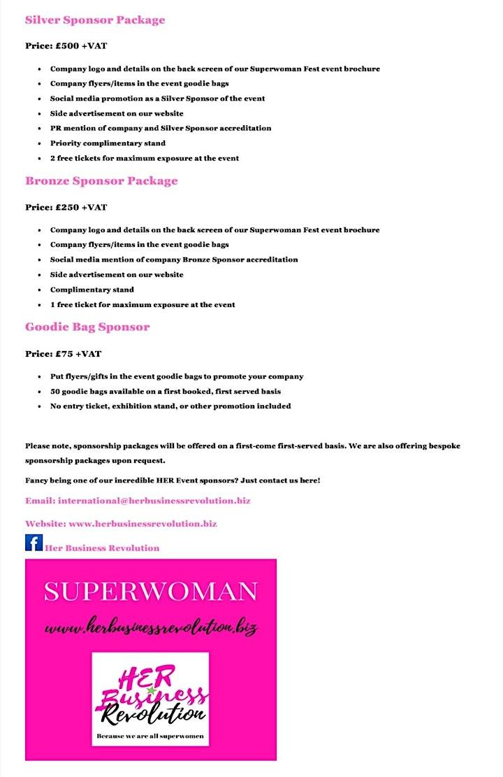 SUPERWOMAN Fest ™ 2022 image