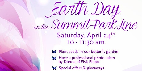 Earth Day on the Summit Park Line tickets