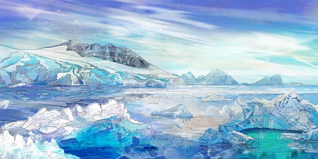 """Antarctica - A Creative Journey"" with wildlife artist Shelly Perkins tickets"