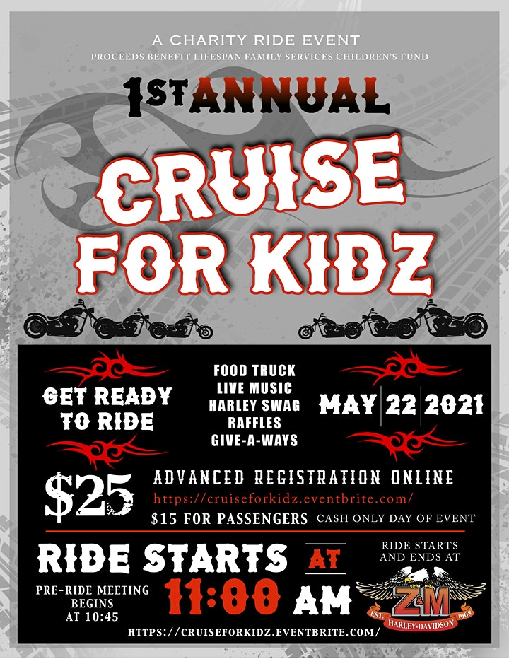 1st Annual Cruise For Kidz image