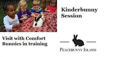 Kinderbunnies Training Session 4 tickets