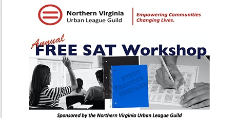 Northern VA Urban League  - FREE SAT Workshop tickets