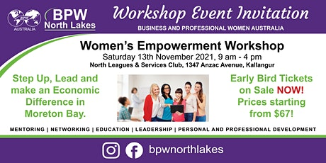 Women's Empowerment Workshop tickets