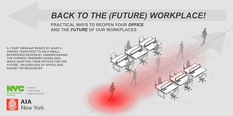 WEBINAR | Back to the (Future) Workplace | The Big Picture | 4/27/2021 tickets