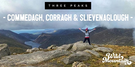 Three Peaks - Commedagh, Corragh and Slievenaglough tickets