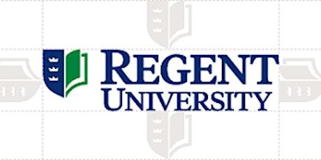 Regent University Virtual College Visit tickets