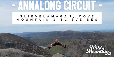 Annalong Circuit - Slievelamagan, Cove Mountain & Slieve Beg tickets