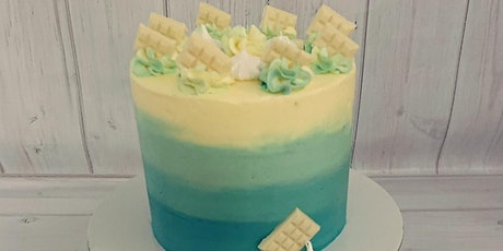 Ombre Buttercream Cake Decorating Class tickets