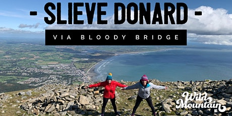 Slieve Donard via Bloody Bridge tickets