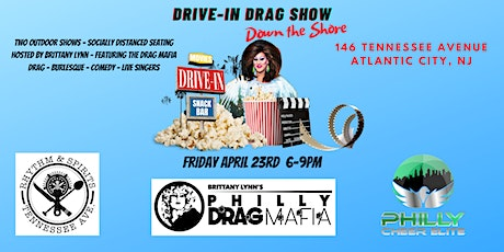 Drive In Drag Show Down the Shore! tickets
