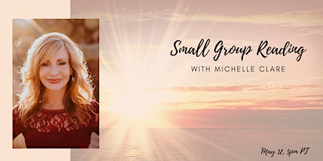 Small Group Reading with Michelle Clare tickets