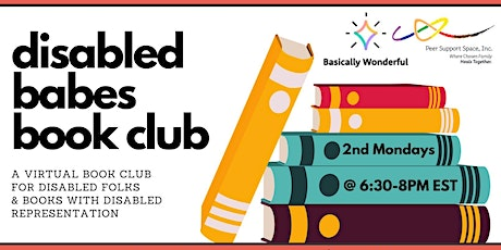 Disabled Babes Book Club tickets