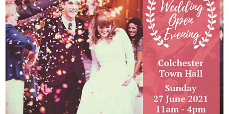 Colchester Town Hall Open Day tickets