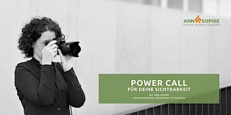 Power Call  - für deine Sichtbarkeit Tickets