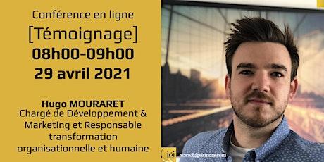 [Témoignage] Échange entre Hugo Mouraret & Bernard Marie Chiquet billets