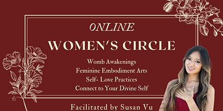 Online Women's Circle tickets