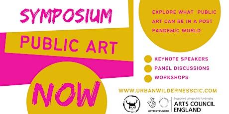 Wastelands Symposium: Public Art Now tickets