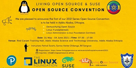 Ethiopia Linux Event tickets