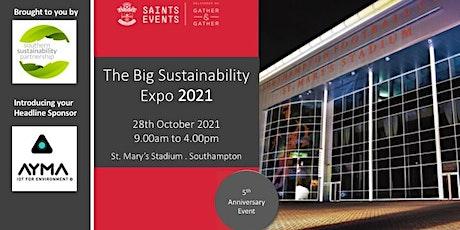 The Big Sustainability Expo (Southampton) 2021 tickets