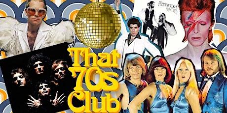 That 70s Club - Oxford tickets