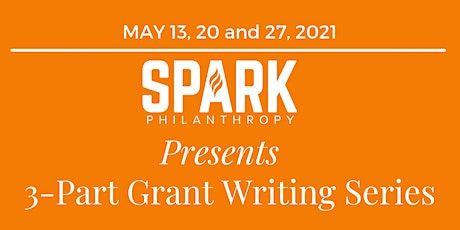 3-Part Grant Writing Series tickets
