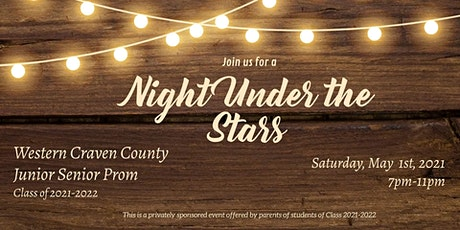 Western Craven County Class of 2021-2022 Junior Senior Formal Private Event tickets
