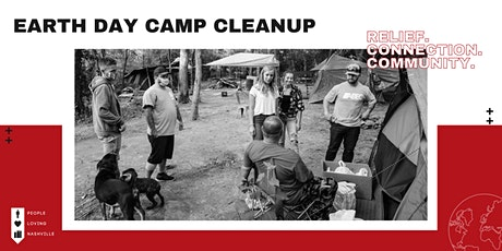EARTH DAY - Camp CleanUp  - MORNING - April 22nd tickets
