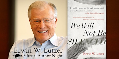 Virtual Author night with Dr. Erwin Lutzer tickets