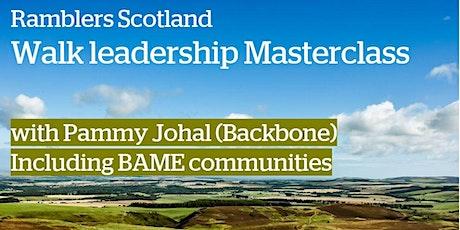Ramblers Scotland Masterclass - Including BAME communities tickets