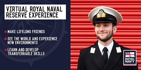 Virtual Royal Naval Reserve Experience - Portsmouth and Plymouth Units Tickets