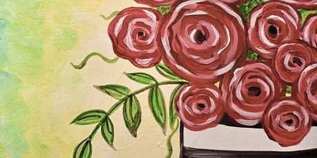 Paint Night @ Ironhand Winery: Getting Ready for May Flowers! tickets